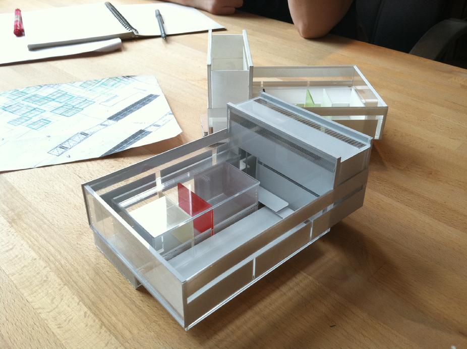 Michael Bell Eunjeong Seong MoMA Museum of Modern Art Housing