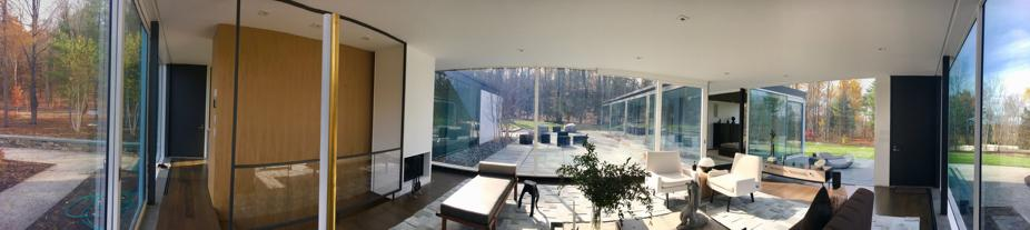 Michael Bell Eunjeong Seong Philip Gefter Richard Press Glass House Ghent Mies van der Rohe